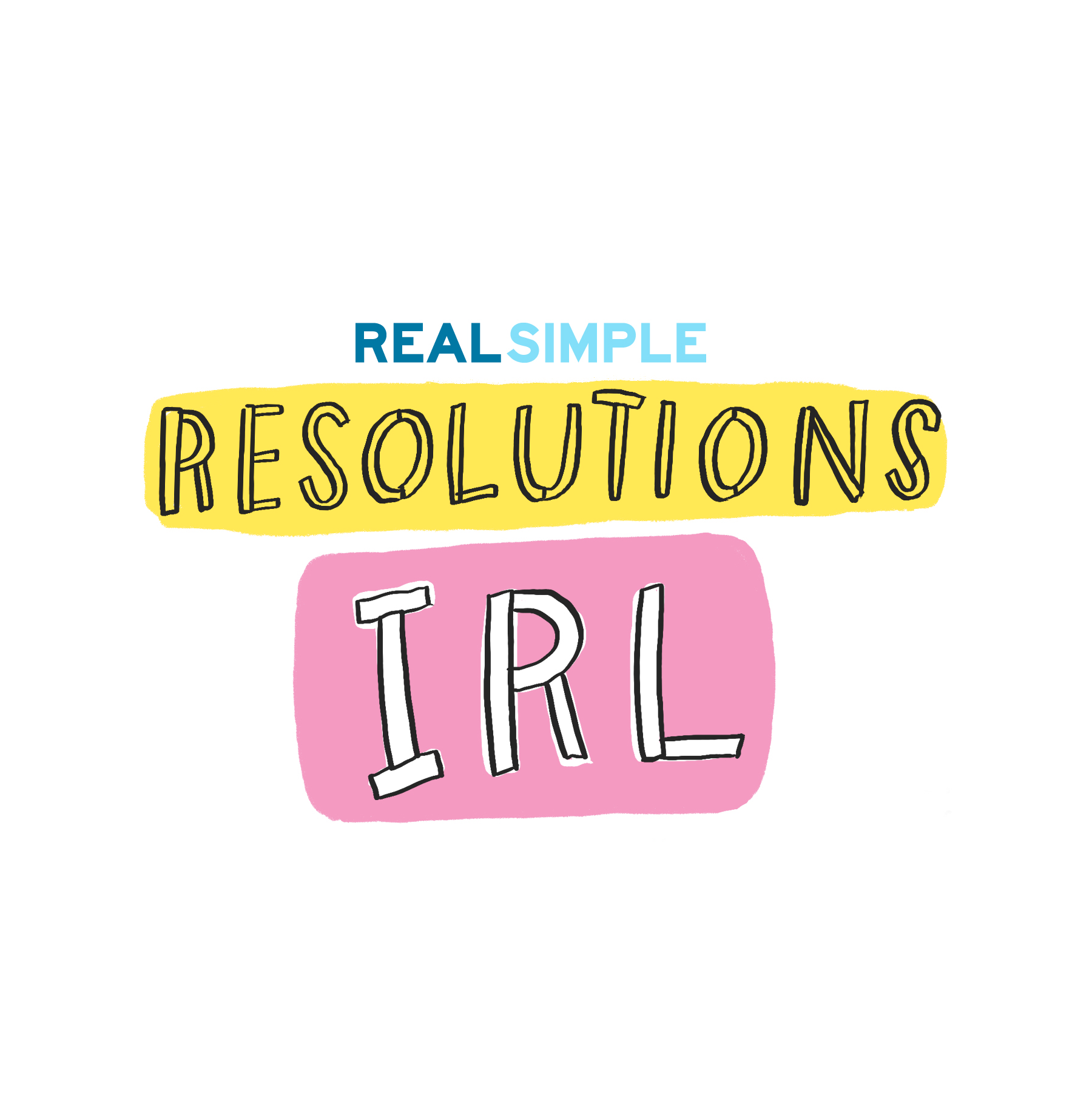 Resolutions IRL