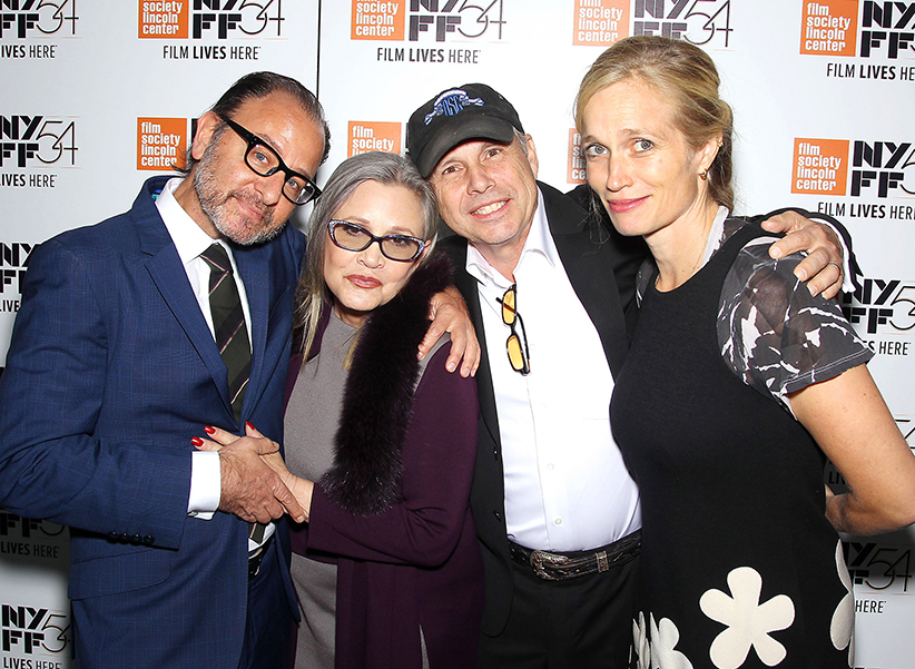 Carrie Fisher and Others