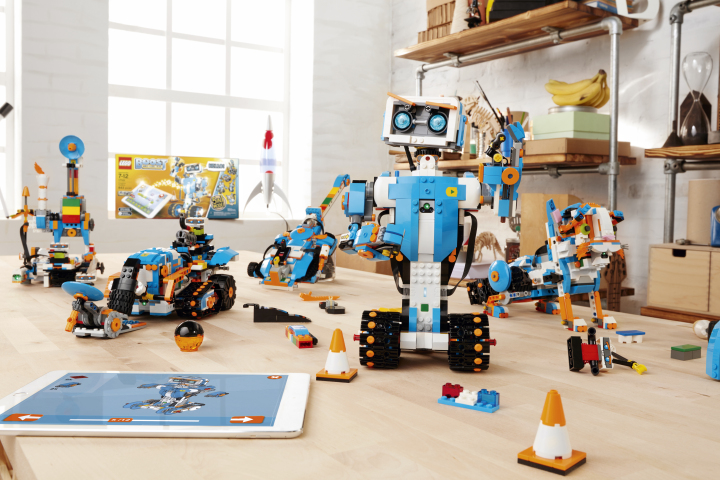 Kids Will Soon Be Able to Write Code With Lego