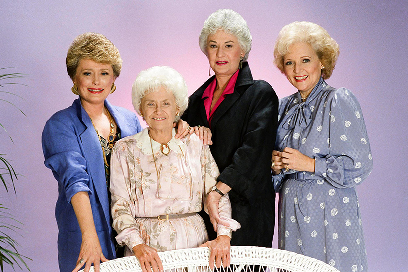 Golden Girls Comes to Hulu