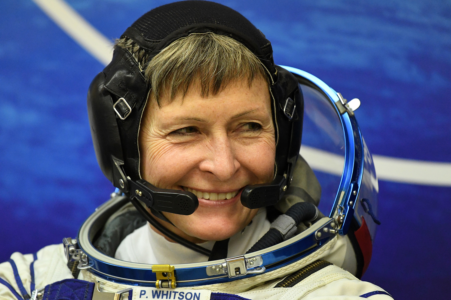 Peggy Whitson Oldest Women to Space Walk