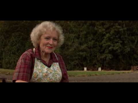 Betty White in Lake Placid