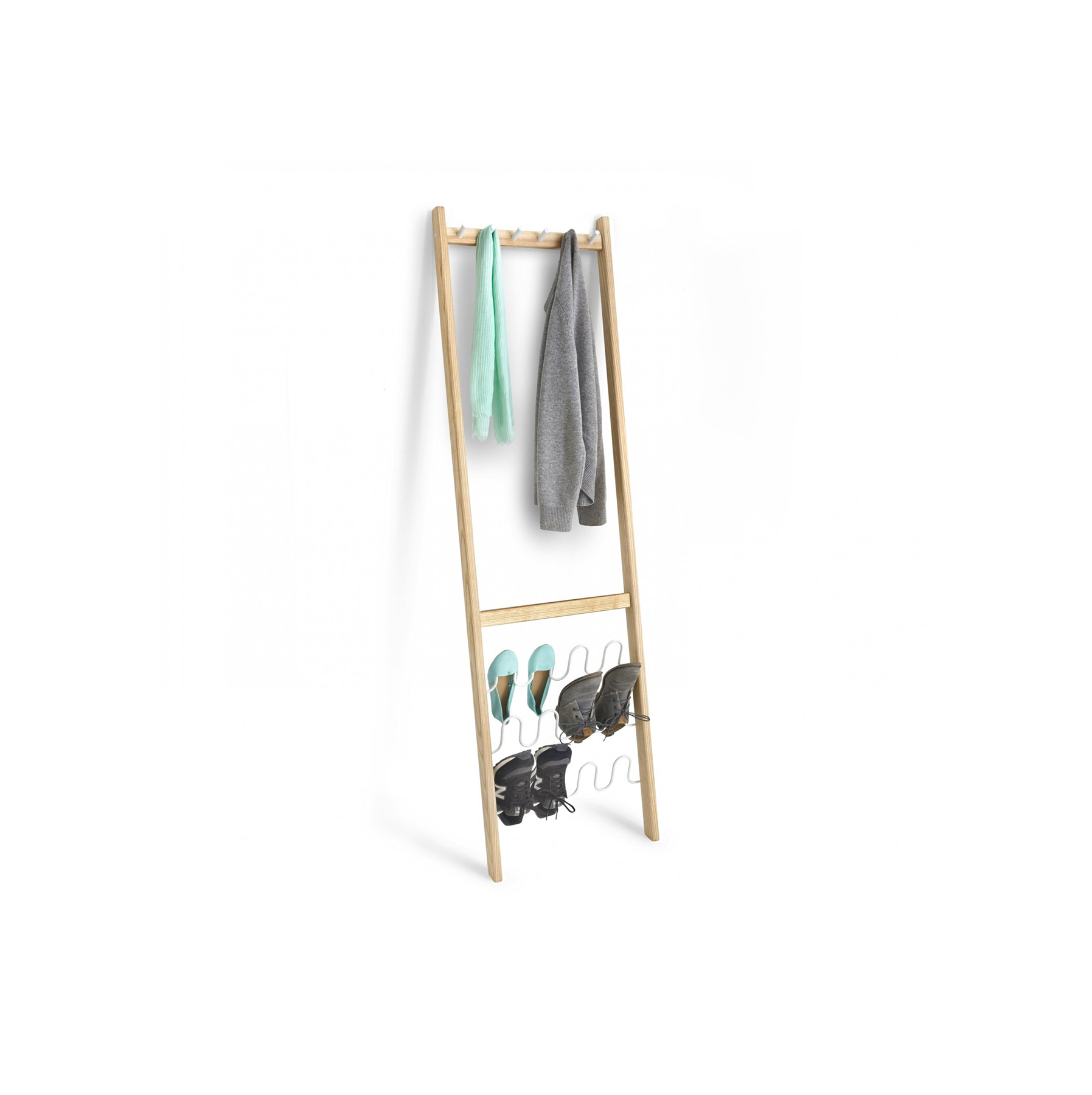 Leanera Coat & Shoe Rack