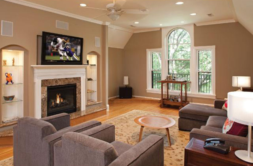 mary tyler moore living room