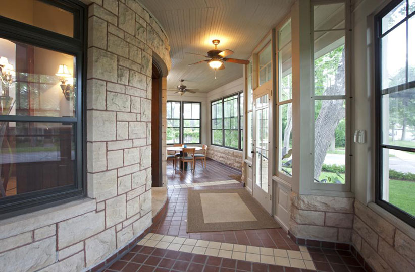 mary tyler moore porch
