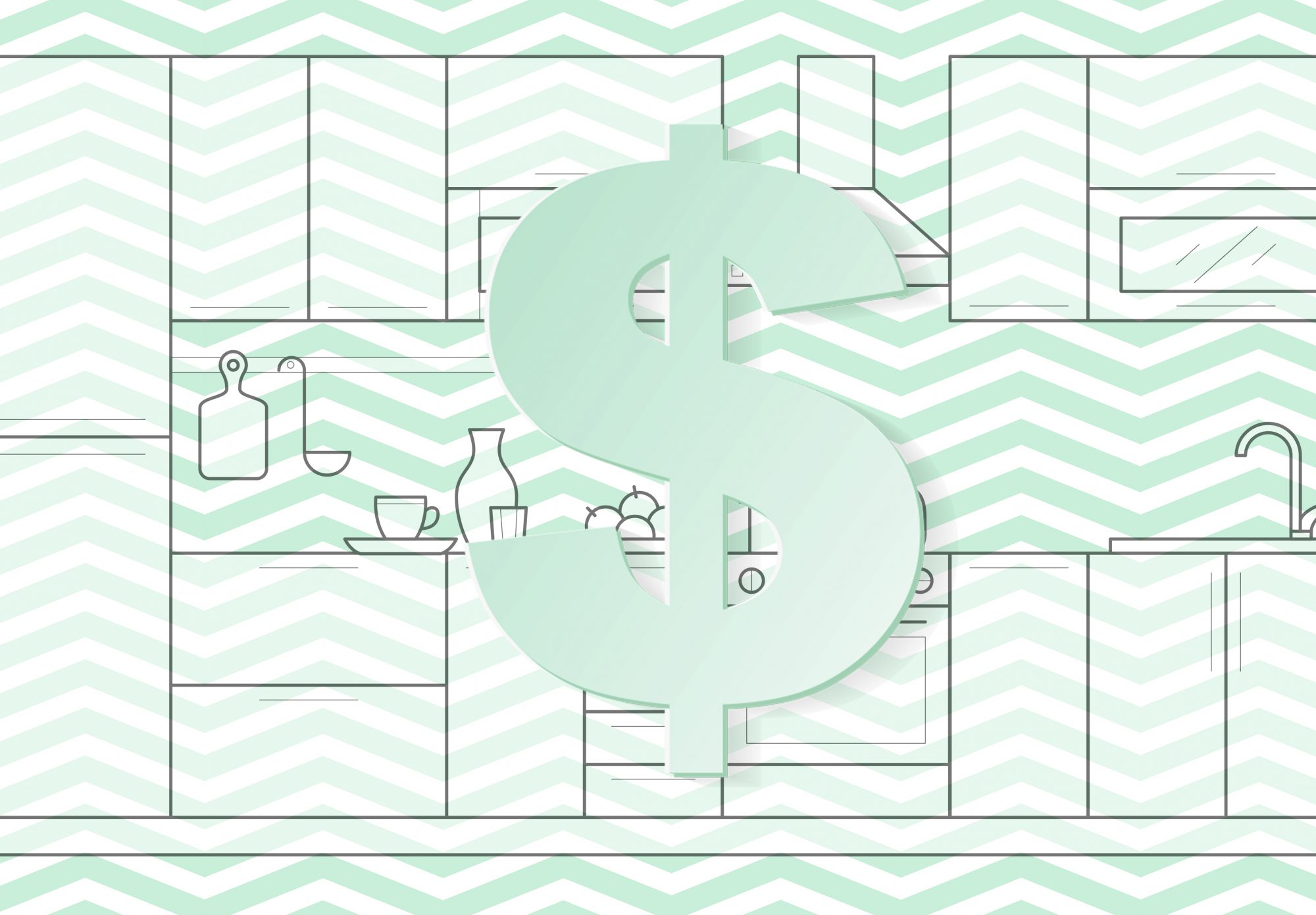 What a Kitchen Remodel Costs Most People | Real Simple
