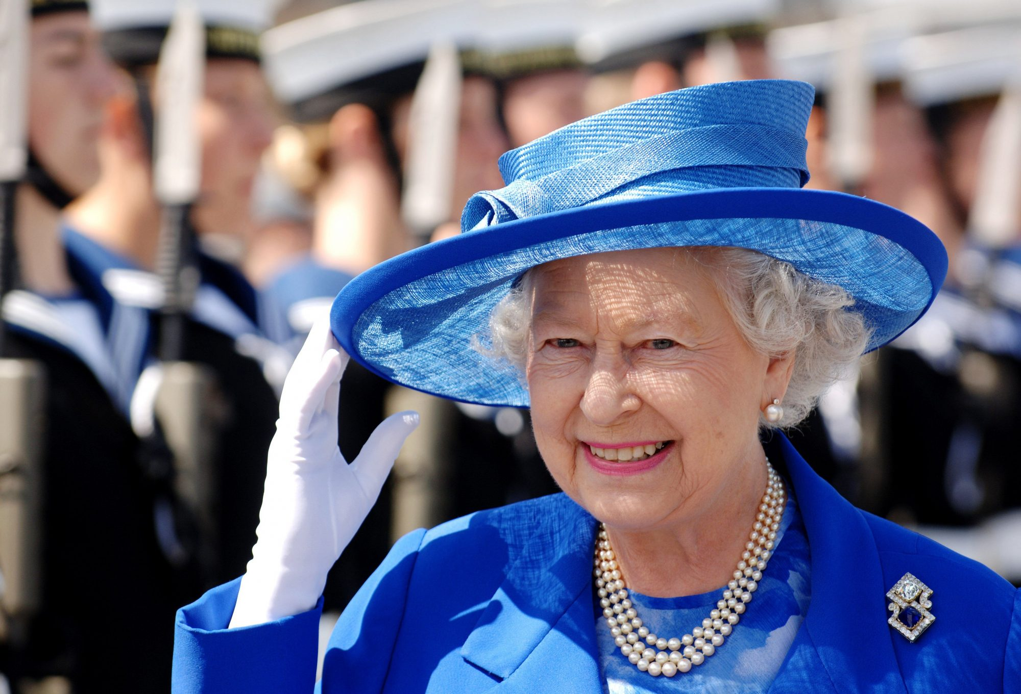 Why the Queen of England Doesn't Need a Passport to Travel