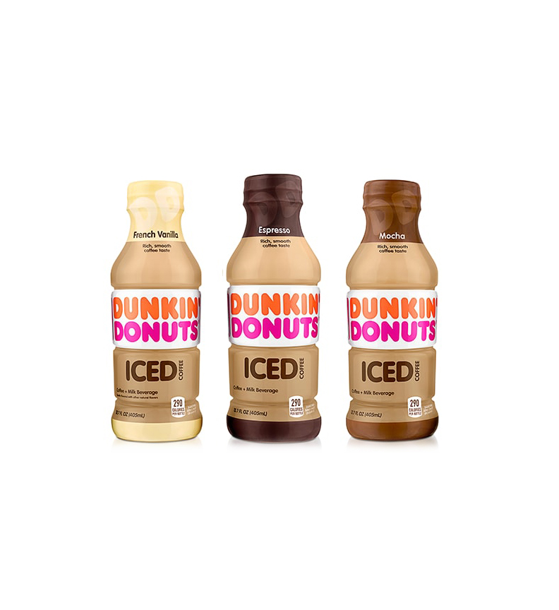 We Tried Dunkin' Donuts' New Line Of Bottled Coffees