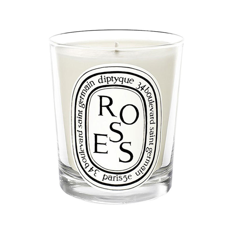 Rose Scented Fancy Candle