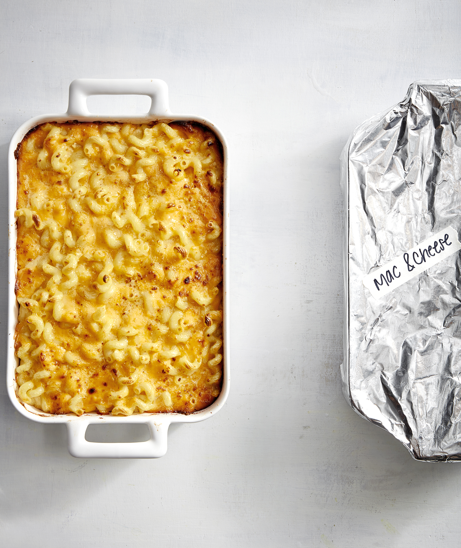 Decadent Mac and Cheese