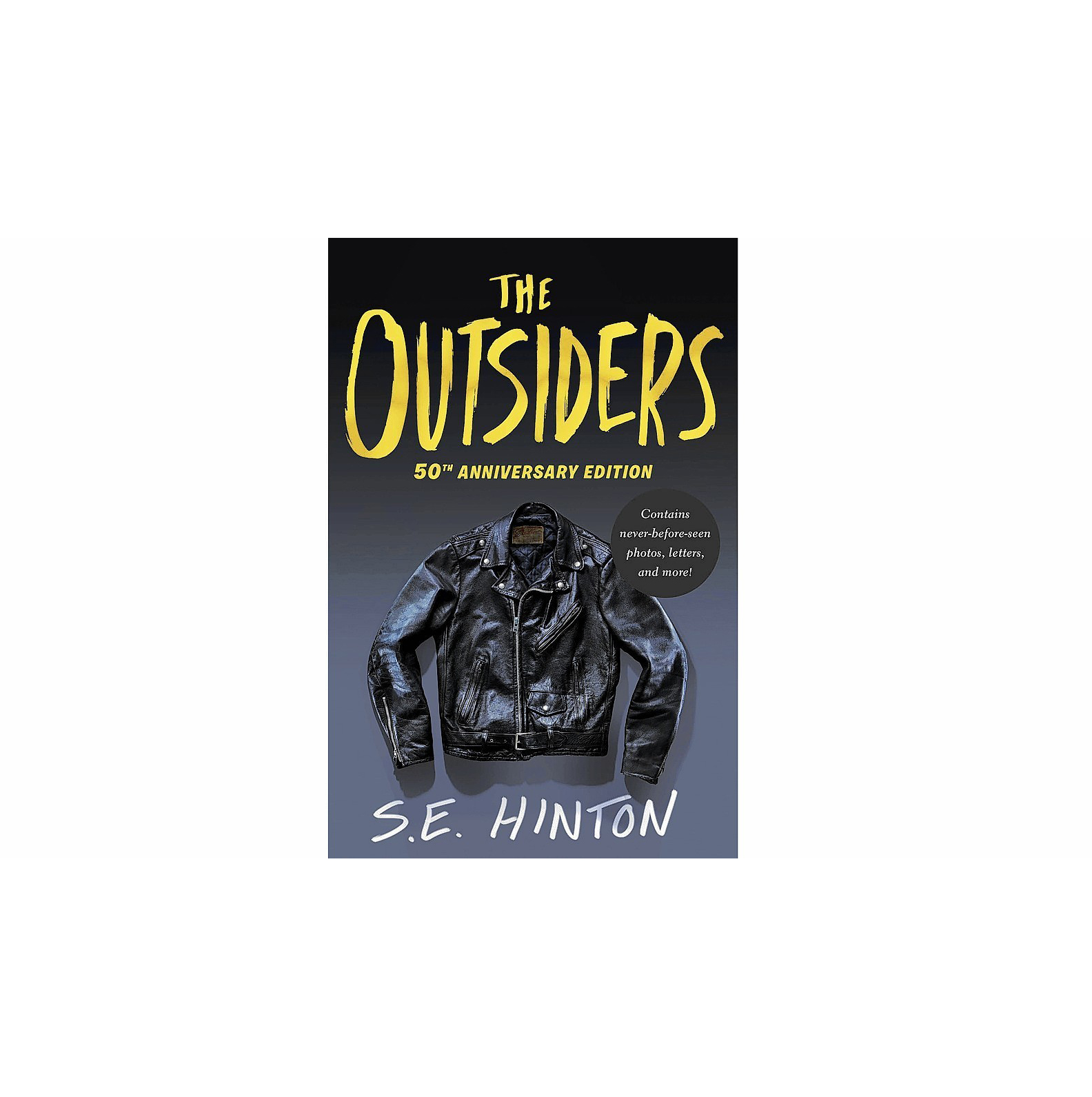 S E  Hinton Reflects on the 50th Anniversary of The