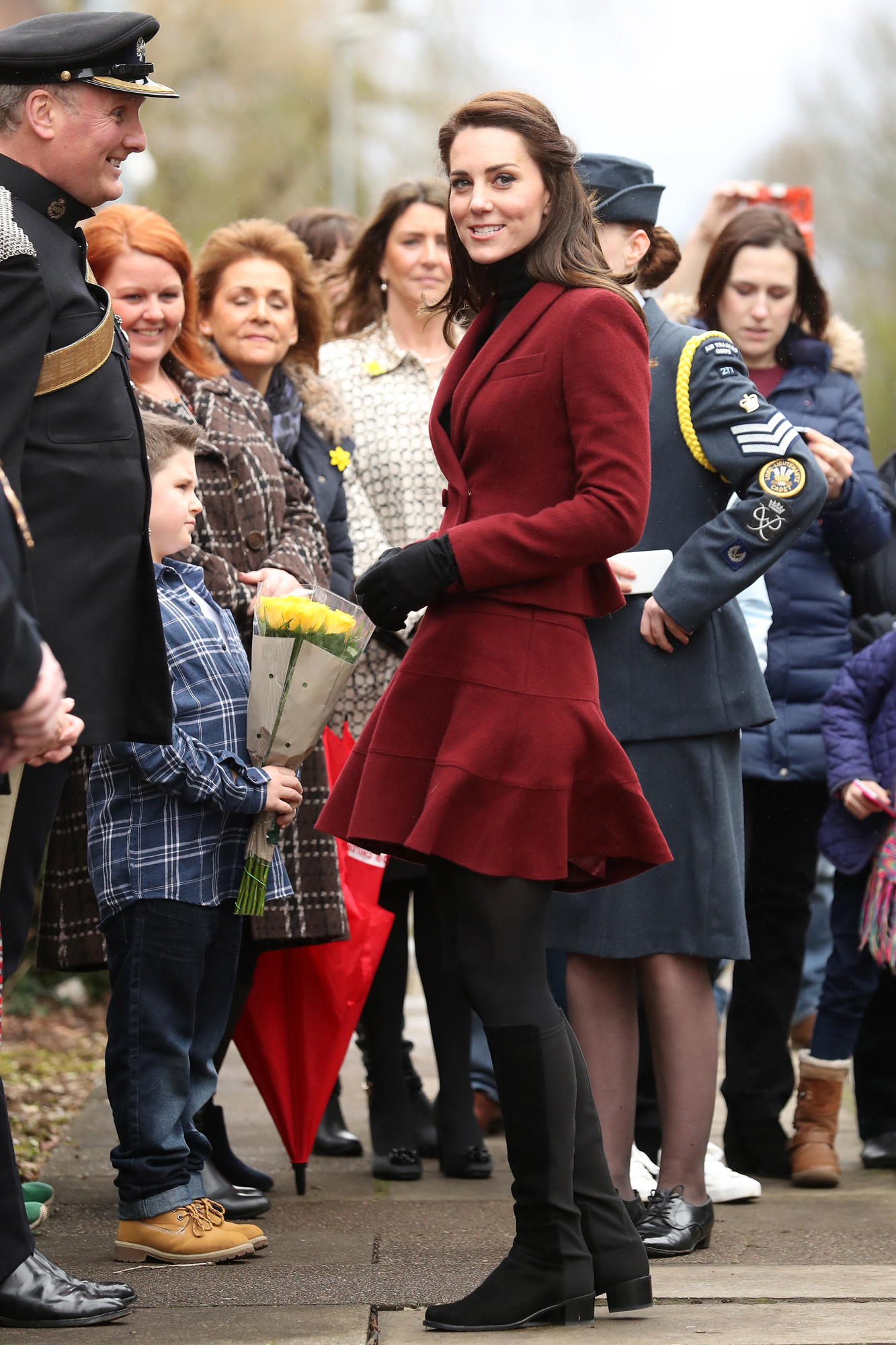 The Easy Way Princess Kate Updated Her 5-Year-Old Skirt Suit