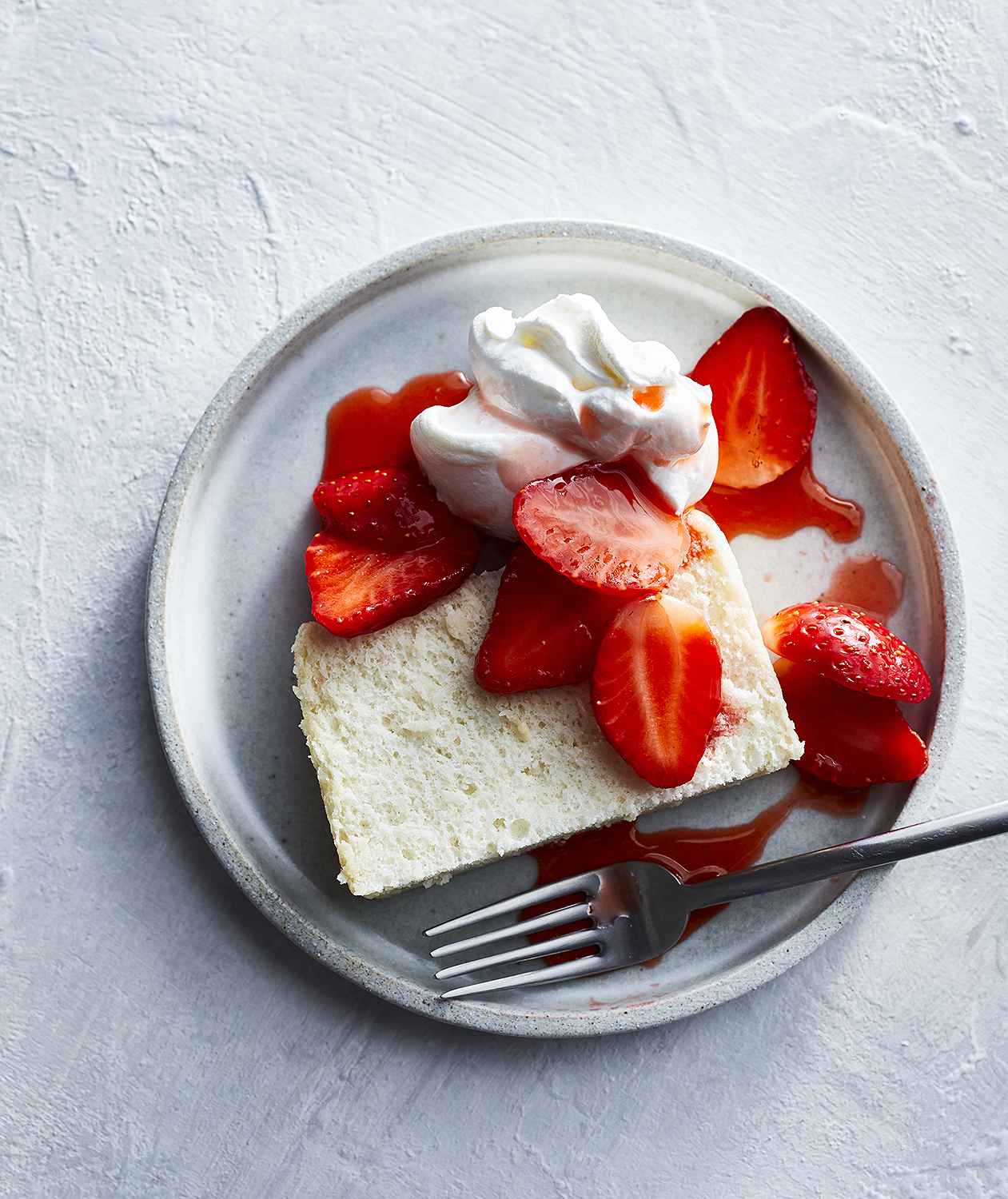 Slow-Cooker Angel Food Cake