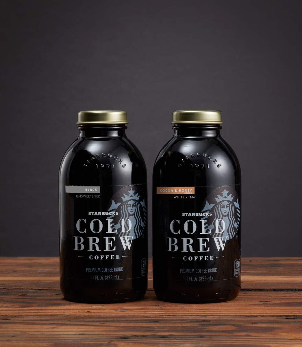 Starbucks Just Released New Bottled Chocolate Cold Brew