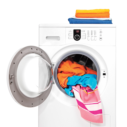clean you washer and dryer occasionally