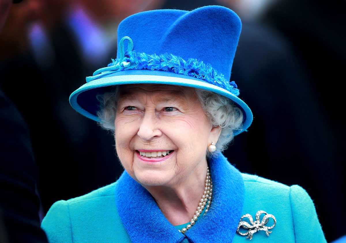The $9 Nail Polish Queen Elizabeth Always Wears