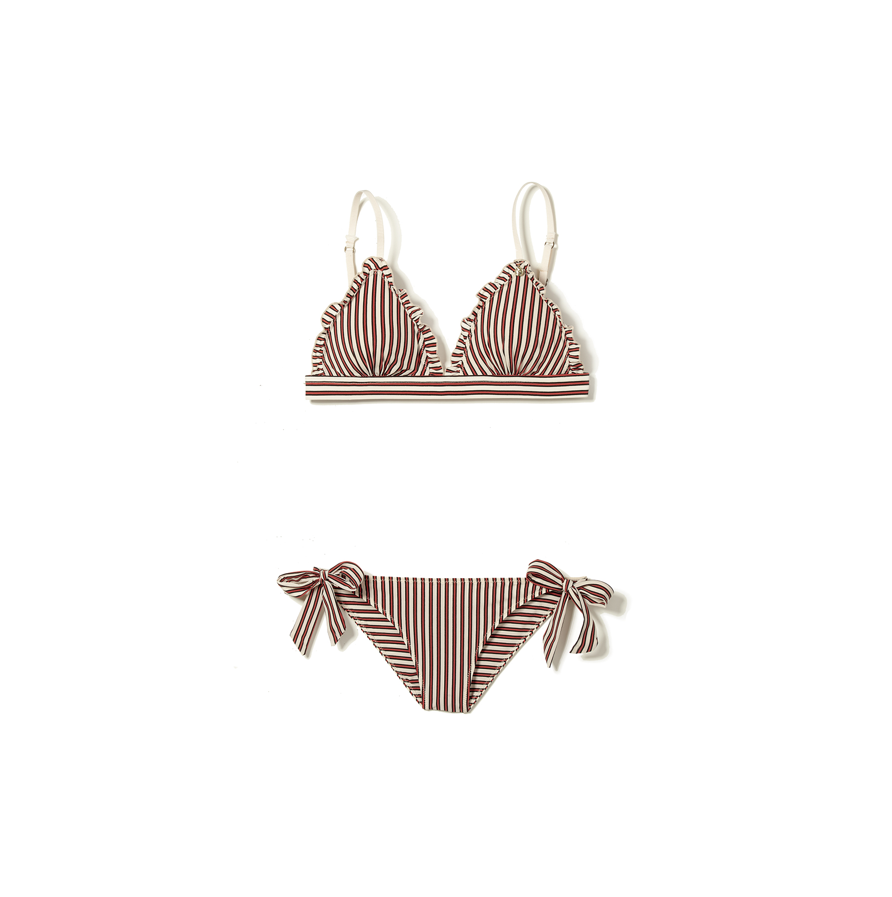 Love Stories Reggipetto Bikini Top
