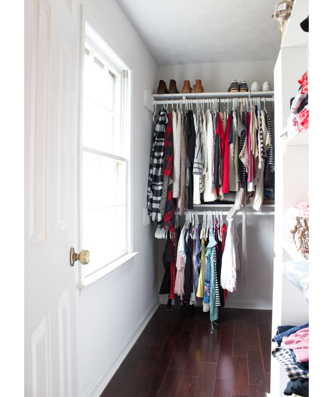3 Closet Organizer Ideas Real Simple