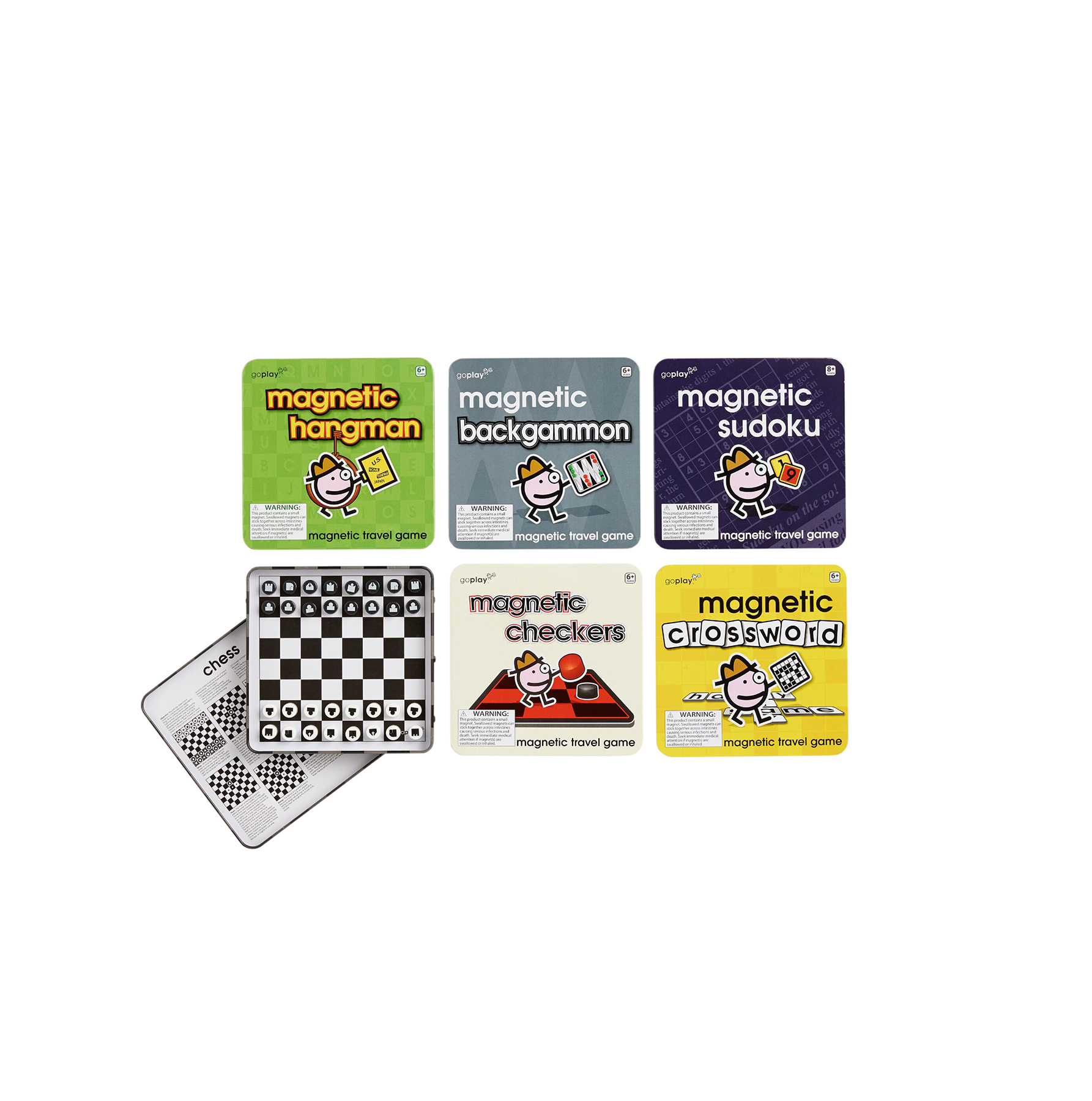 Magnetic Puzzle Games