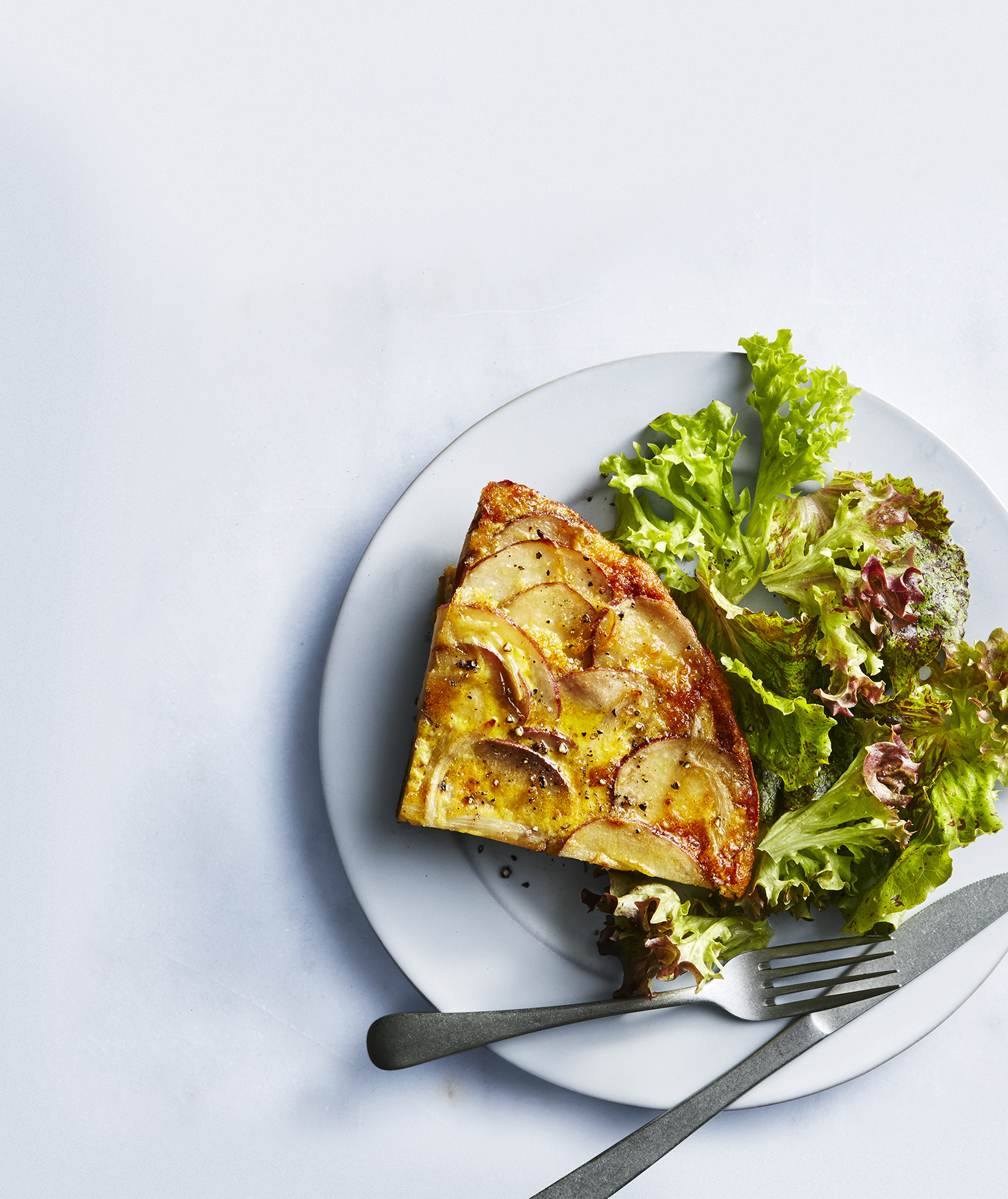 Spanish Tortilla With