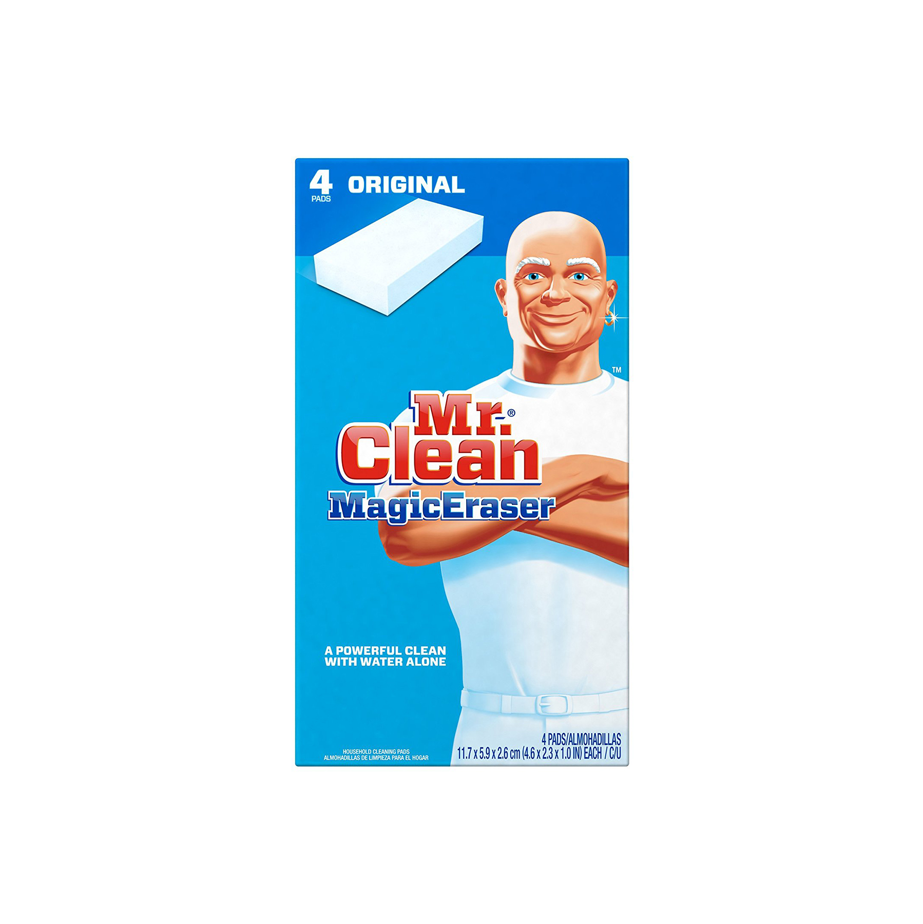 Mr. Clean Magic Eraser Cleaning Sponge