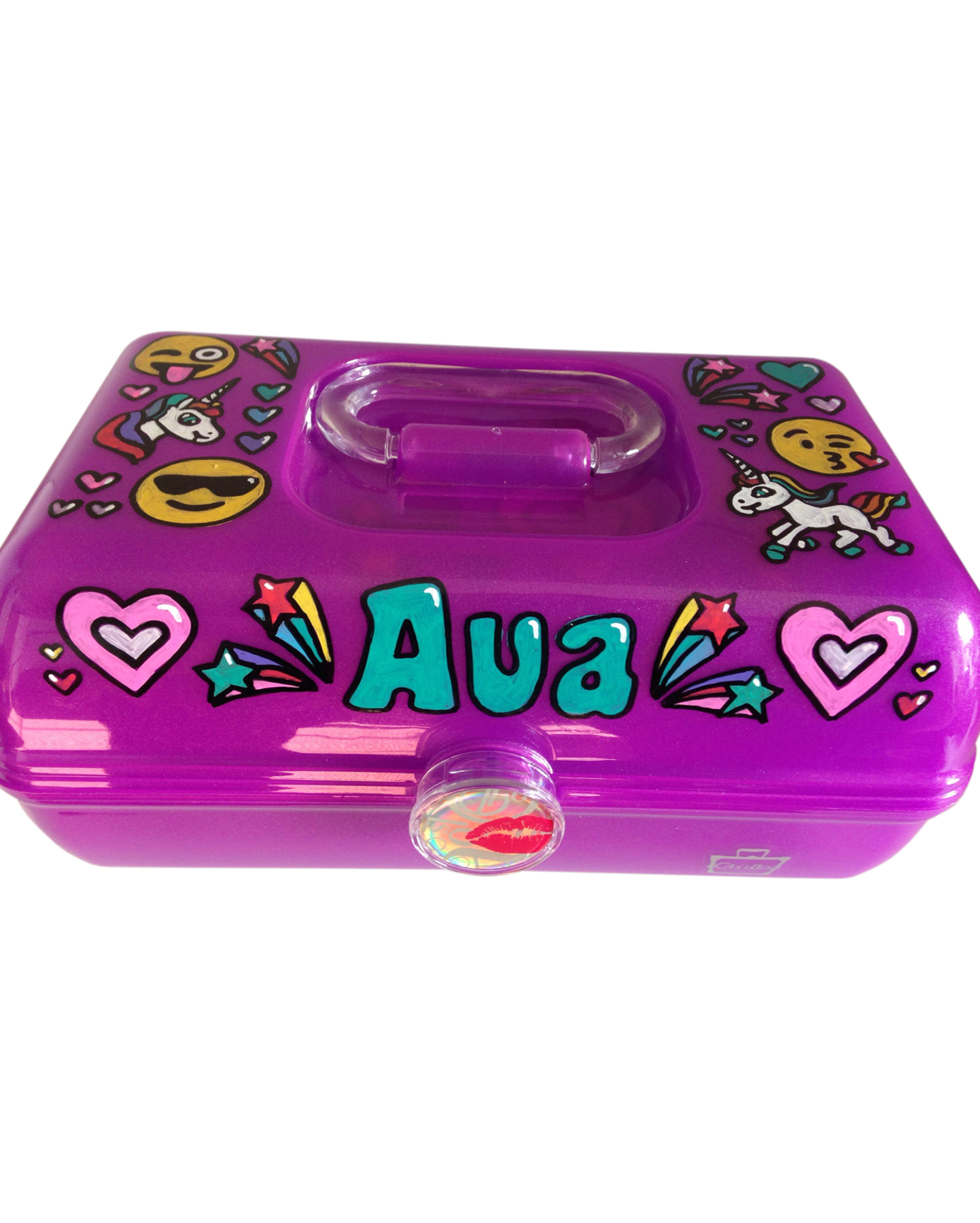 Personalized Caboodle, Cosmetics Case