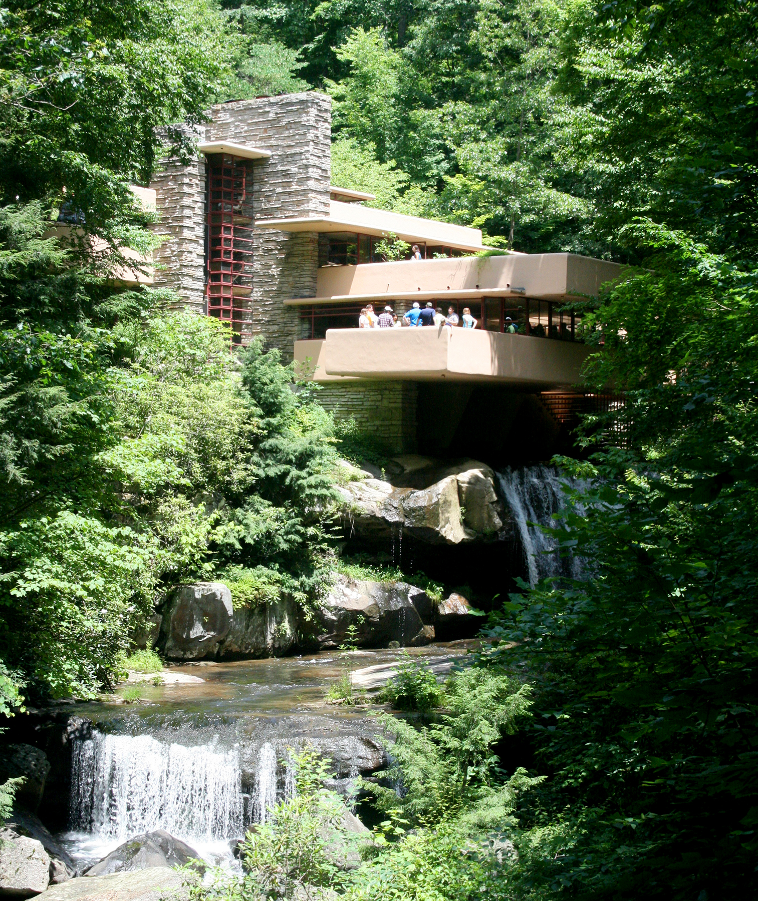Fallingwater House