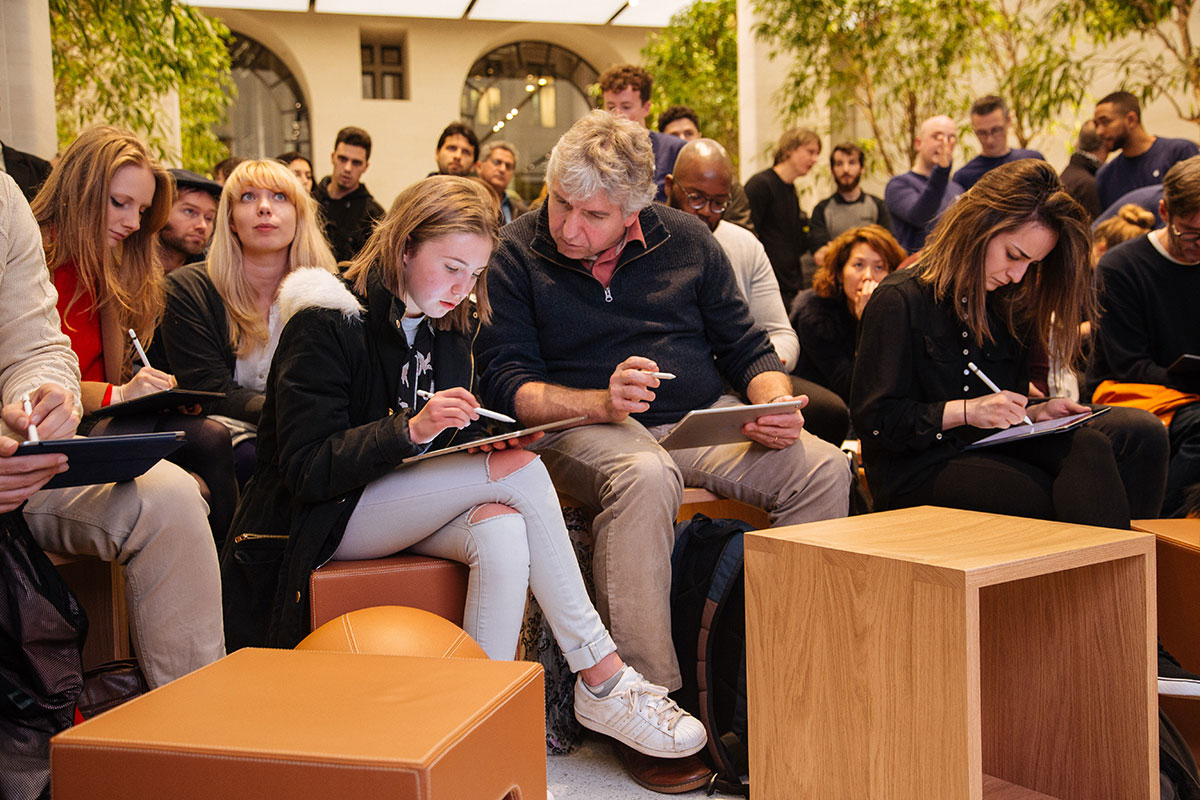 Take a Free Class at an Apple Store This Summer