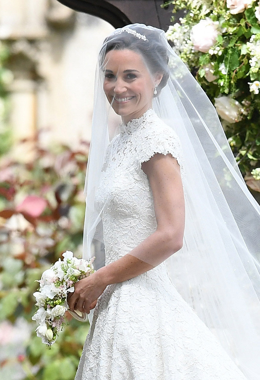 How to Get Pippa Middleton's Wedding Day Makeup Look