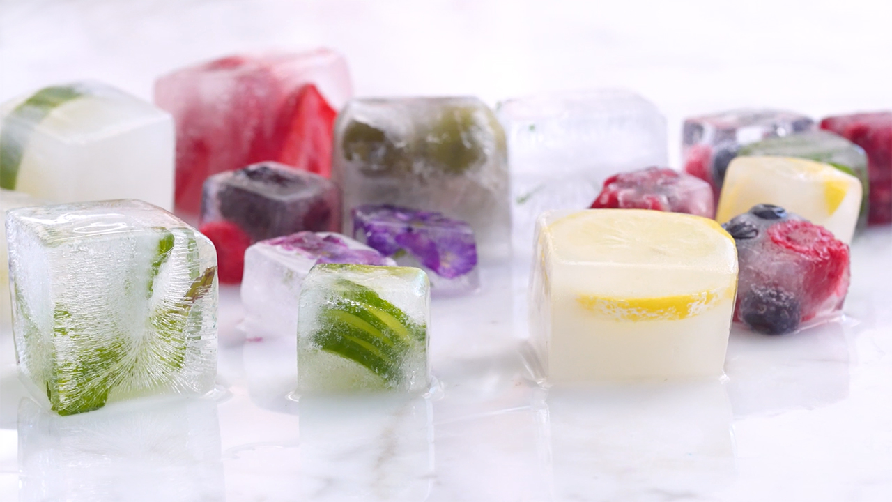 Video How To Make Luxe Ice Cubes Real Simple