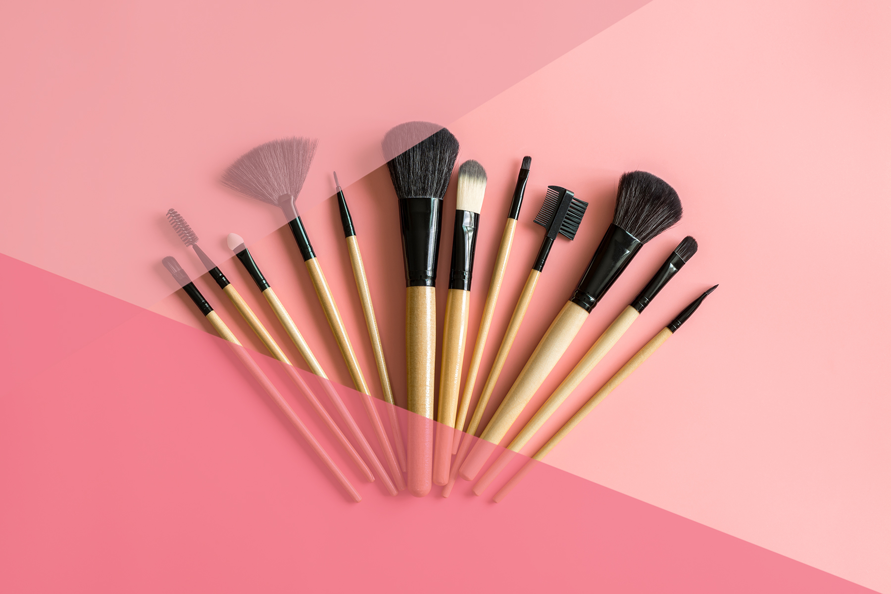 How To Clean Makeup Brushes Like A Pro Real Simple
