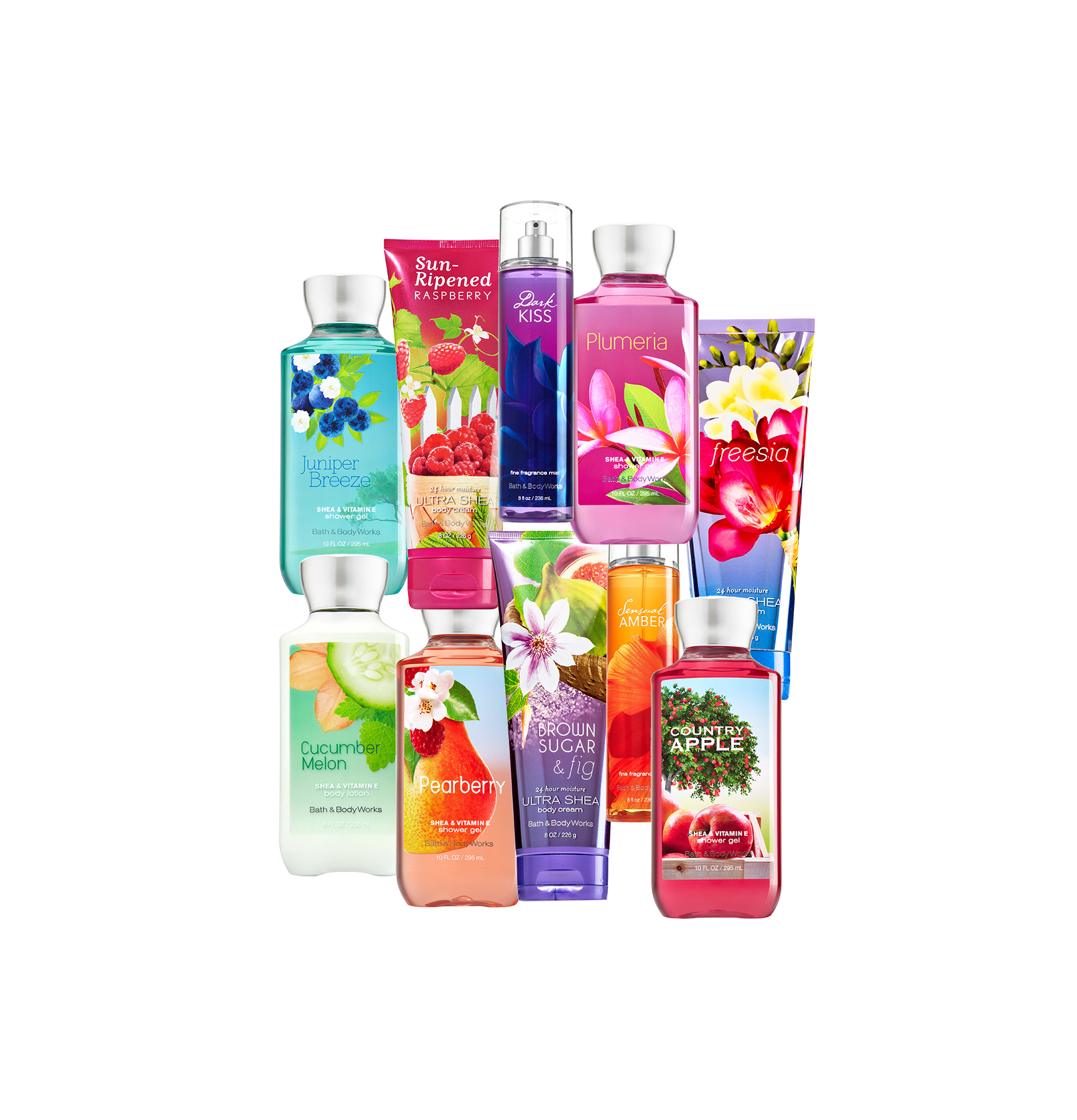 Bath & Body Works Is Re-Releasing 10 Throwback Scents From the 90s