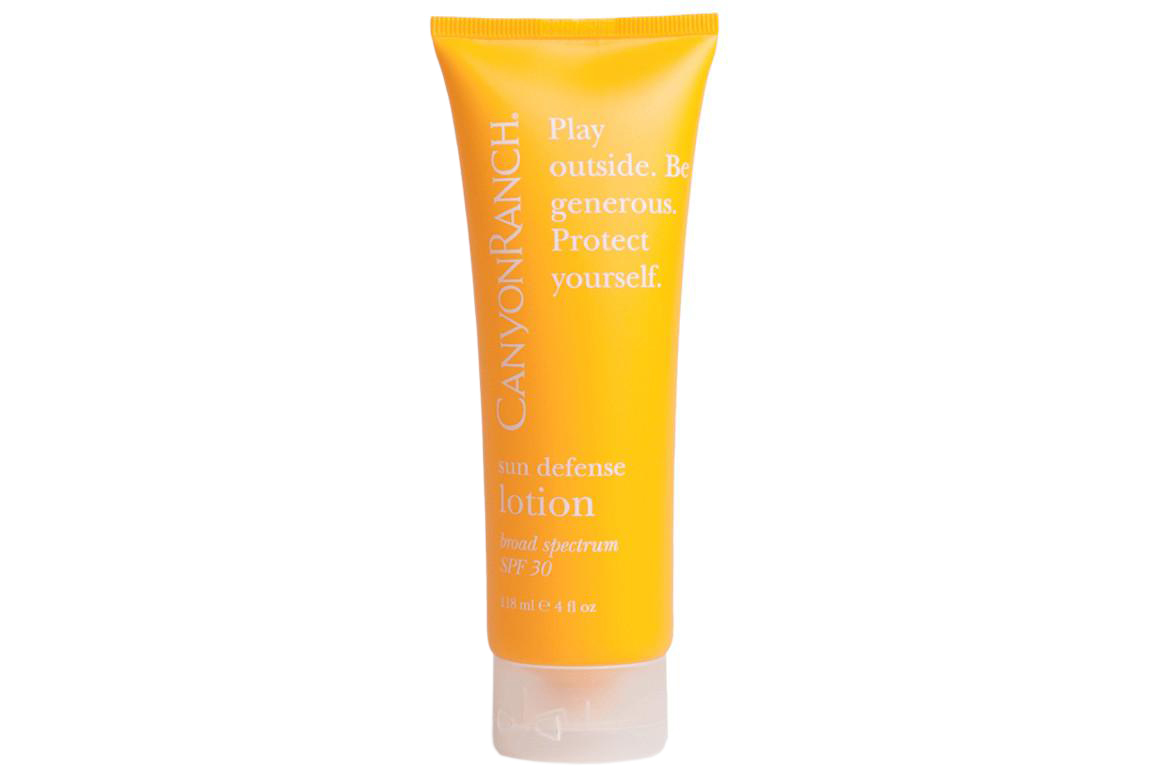 Canyon Ranch Sun Defense Lotion SPF 30