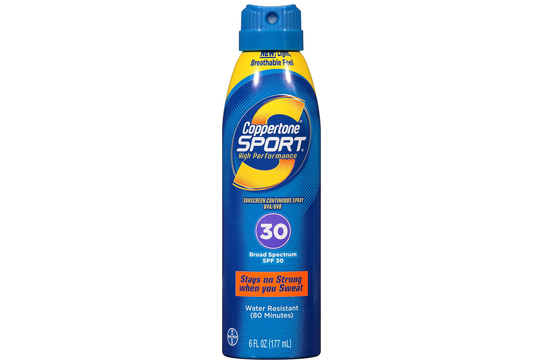Coppertone Sport Continuous Spray Sunscreen SPF 30