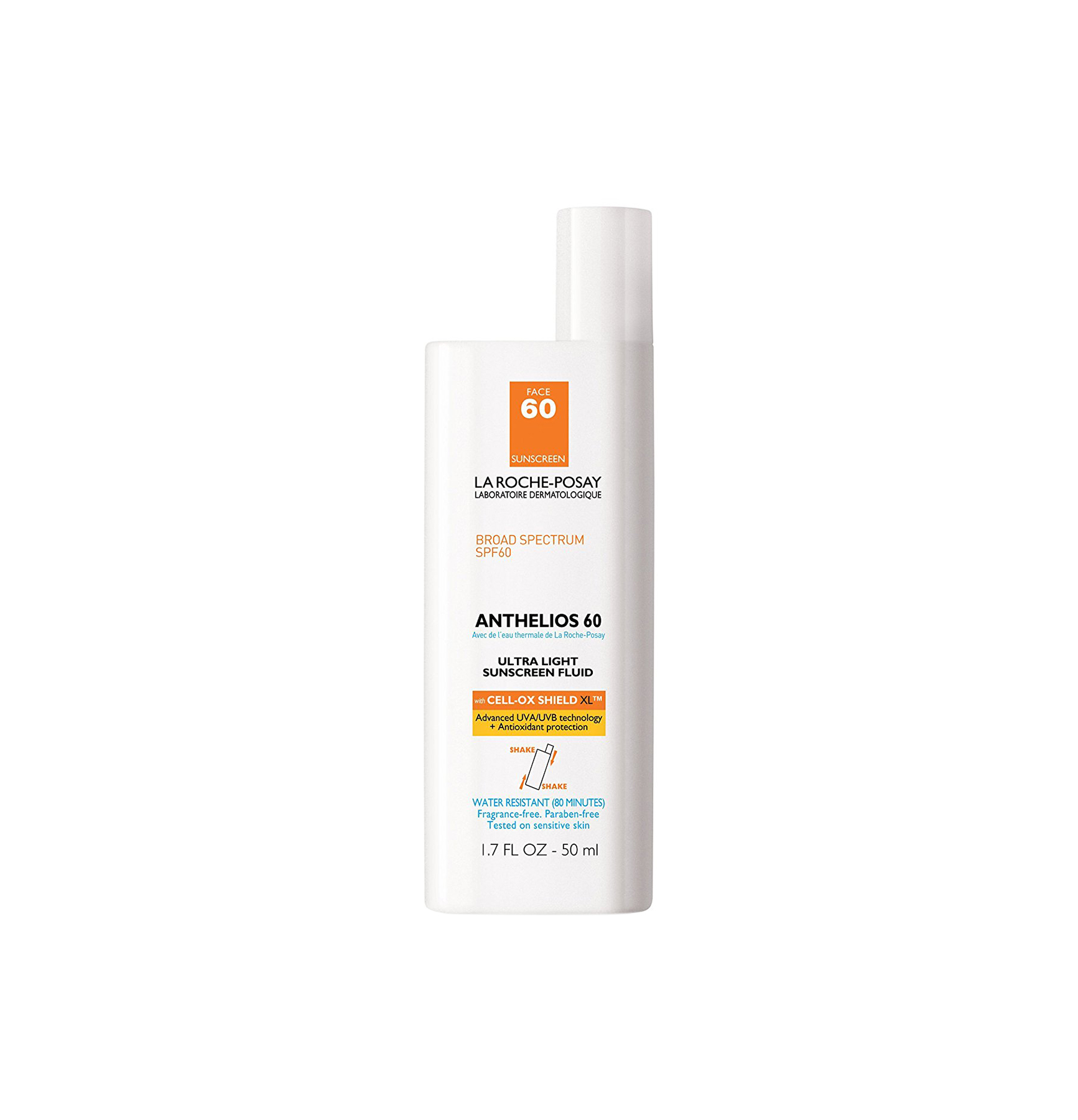 La Roche-Posay Anthelios 60 Ultra-Light Sunscreen Fluid