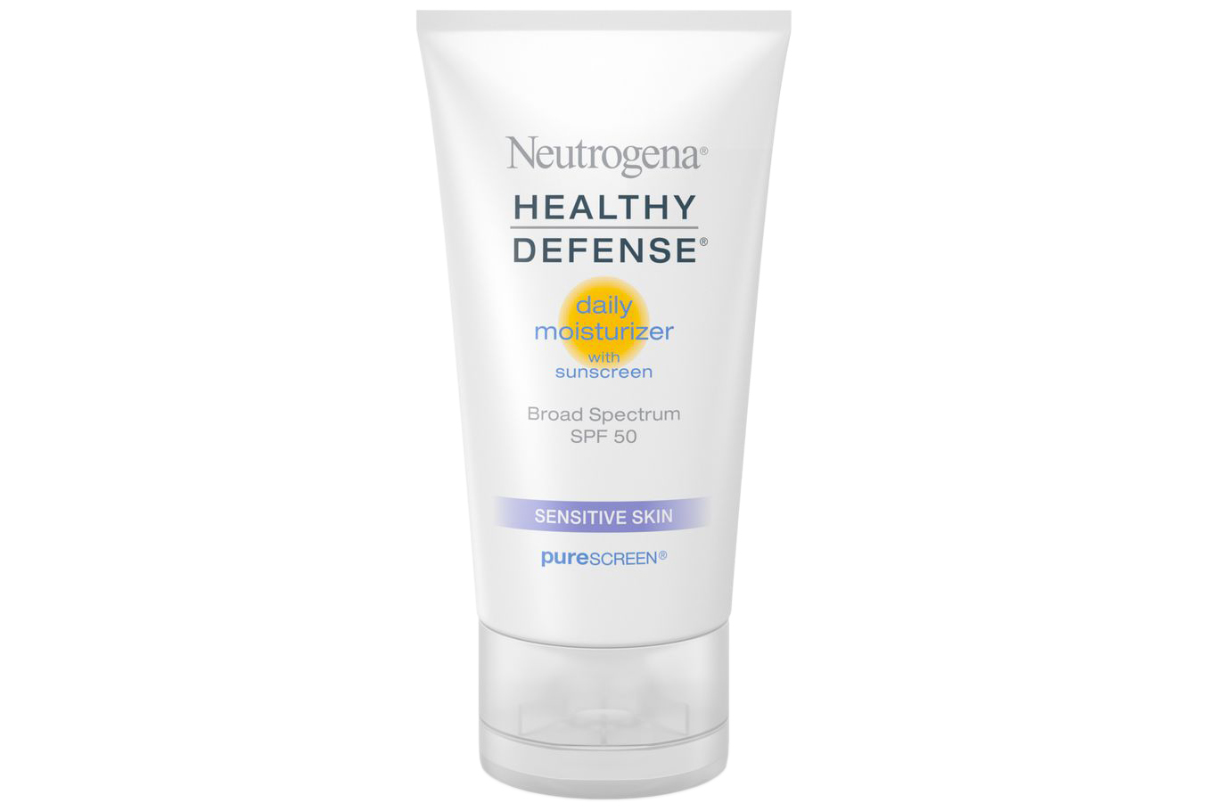 Neutrogena Healthy Defense Daily Moisturizer with Sunscreen SPF 50