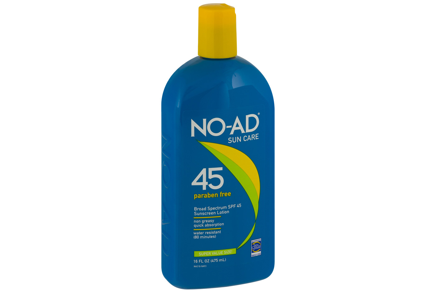 NO-AD SPF 45 Sunscreen