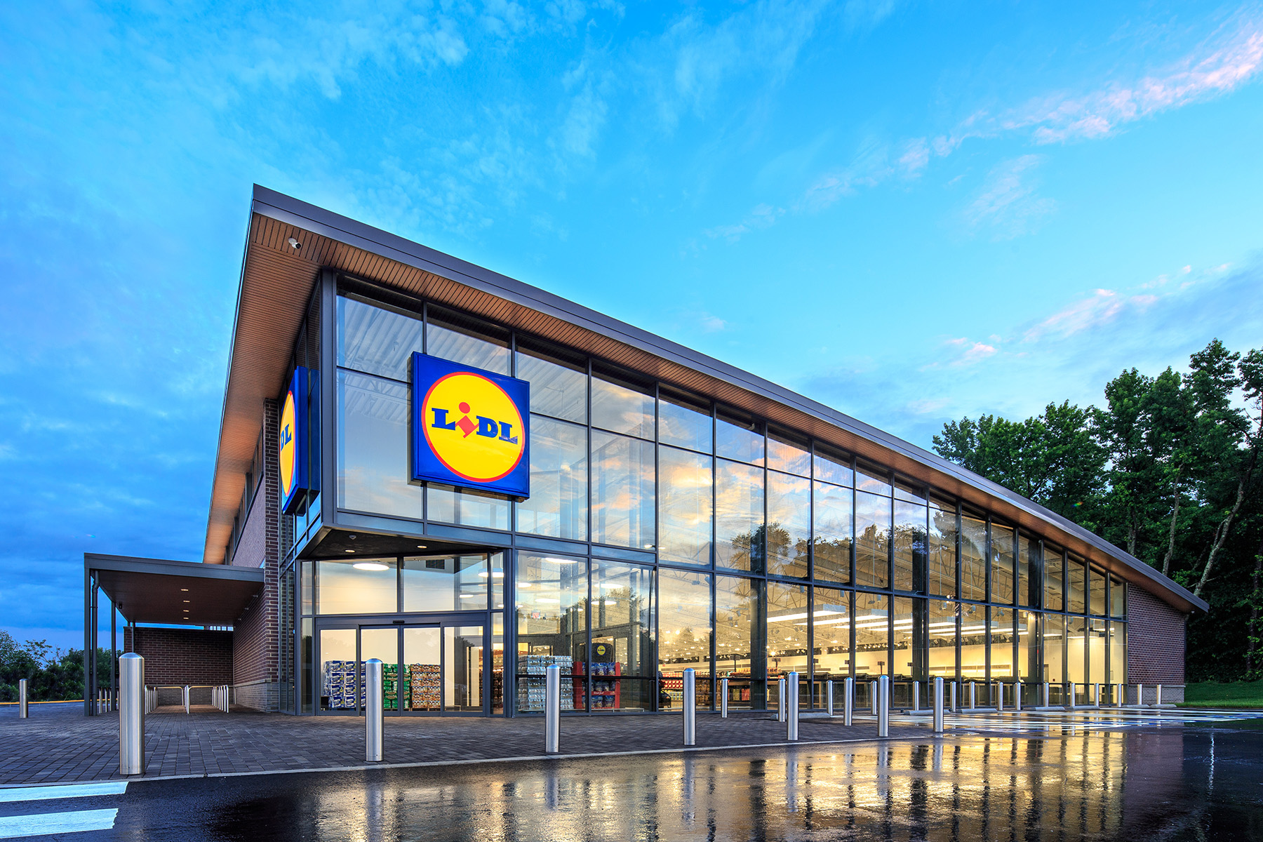 Lidl Is Less Expensive Than Publix, Kroger, Food Lion, Walmart and Aldi