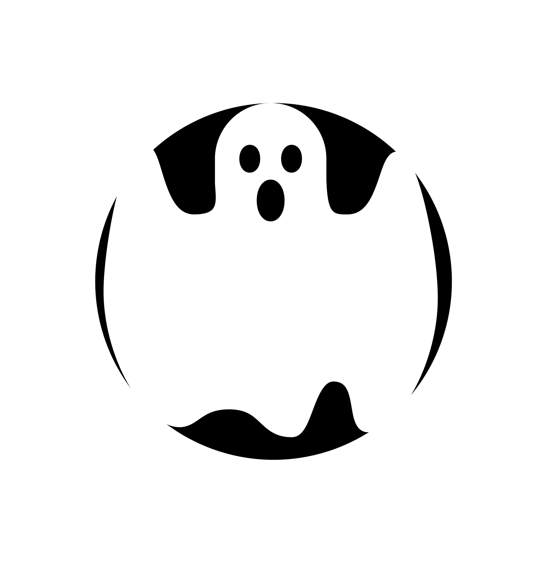 Ghost Designs for Your Jack-o'-Lanterns