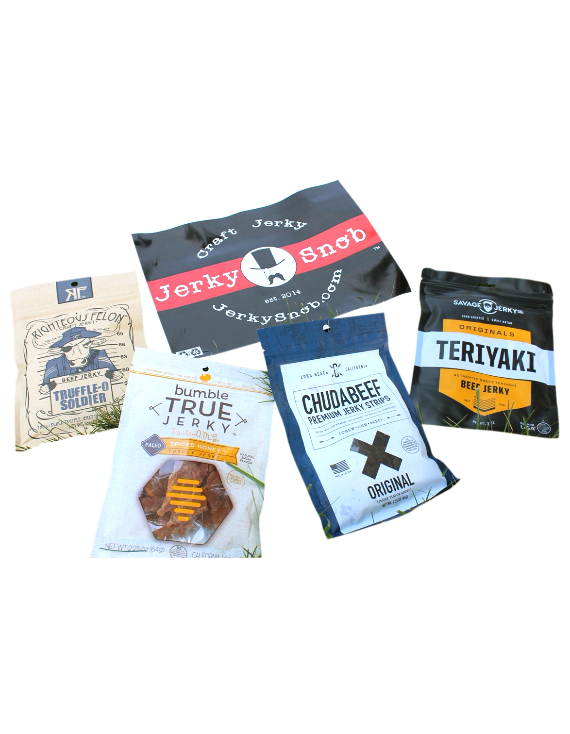 Jerky Snob Subscription