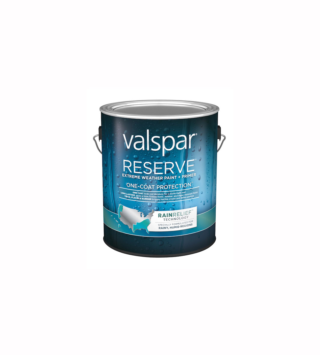 Valspar RainRelief Paint