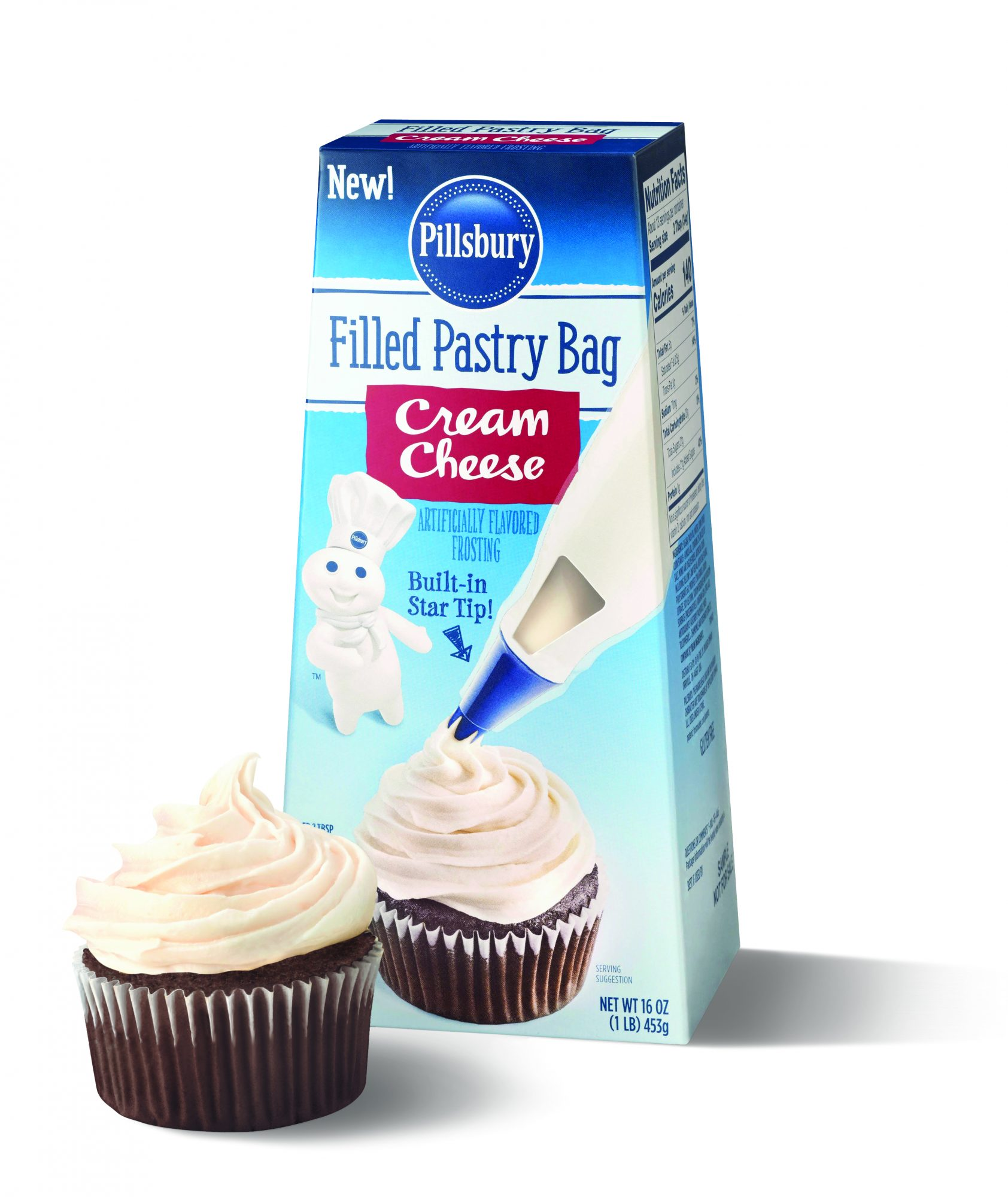 Pillsbury Filled Piping Bag