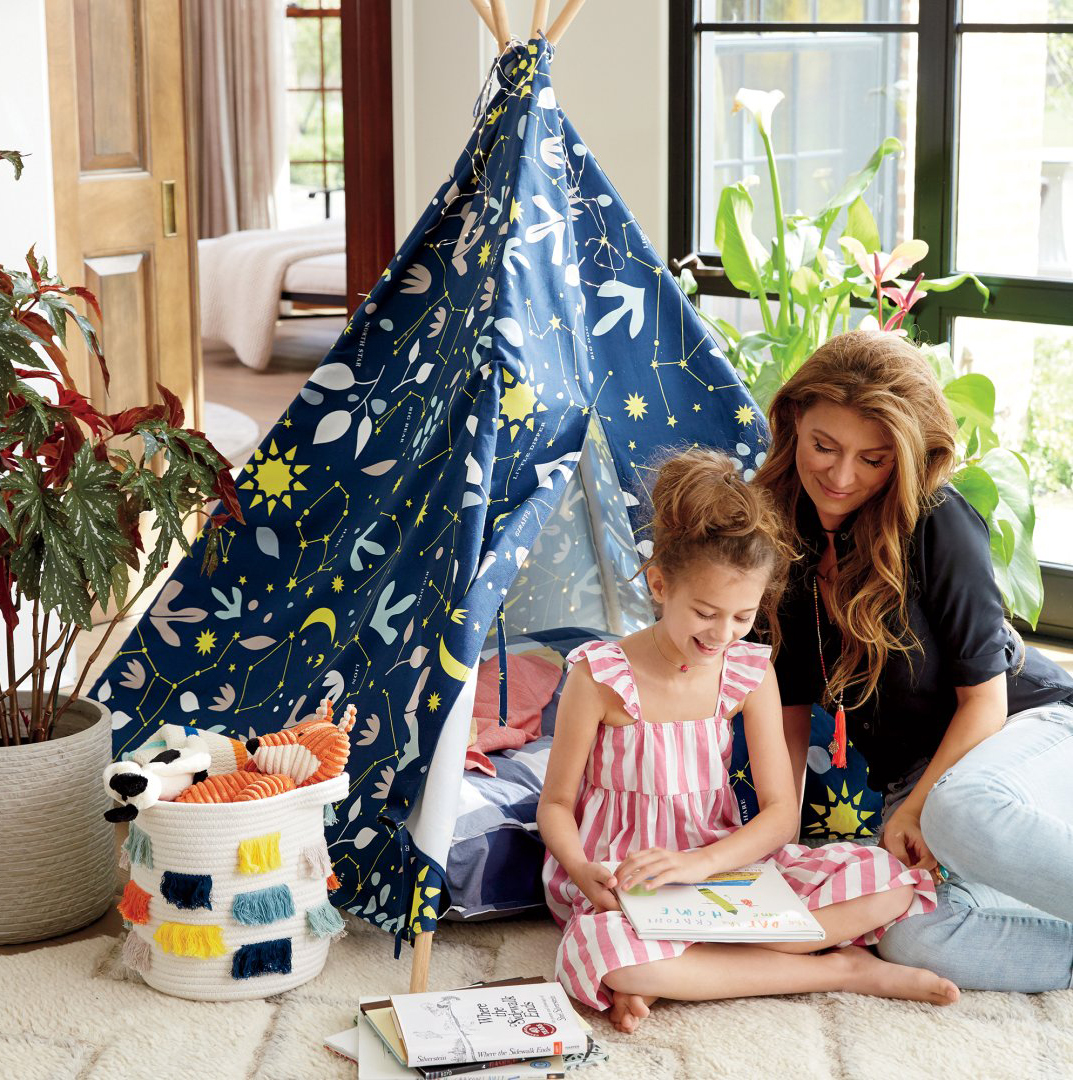 Genevieve Gorder for Land of Nod