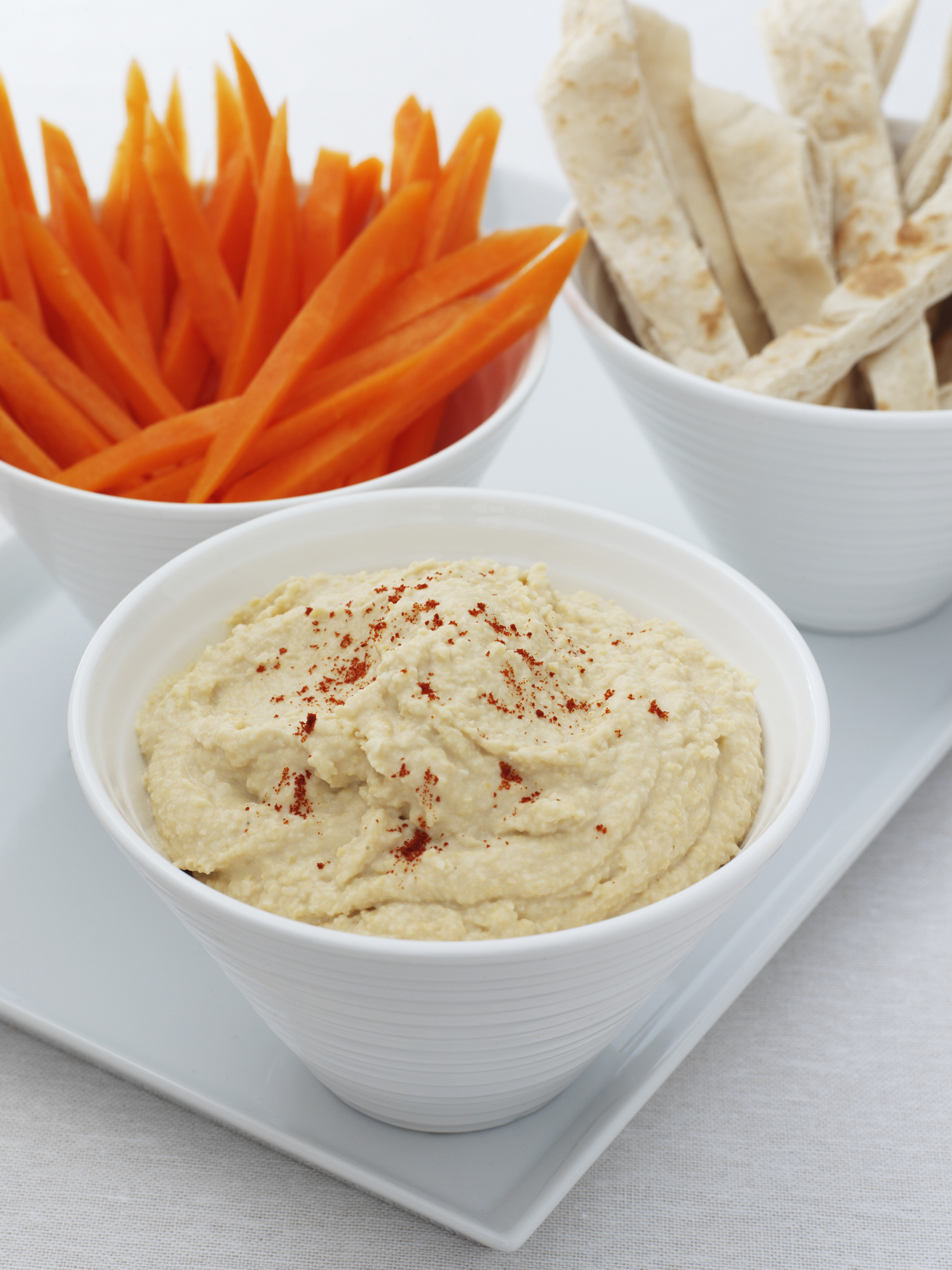 Hummus Topped With Pine Nuts Recalled Over Listeria Fears