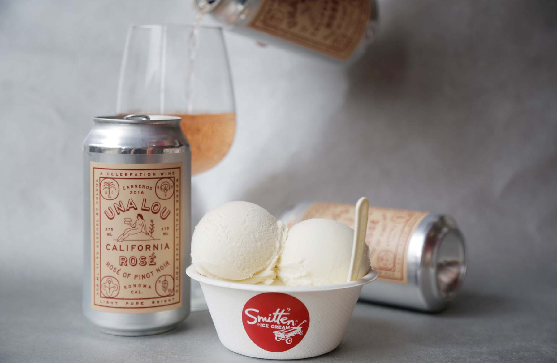 Rosé Ice Cream Has Arrived—and It's Surprisingly Delicious