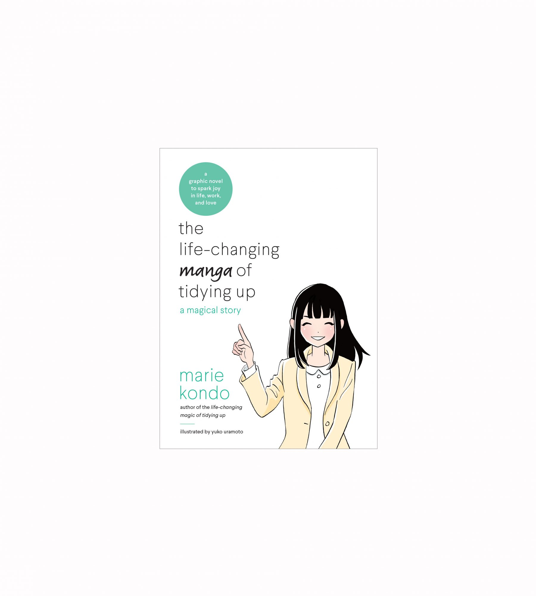 You Have to See Marie Kondo's New Book