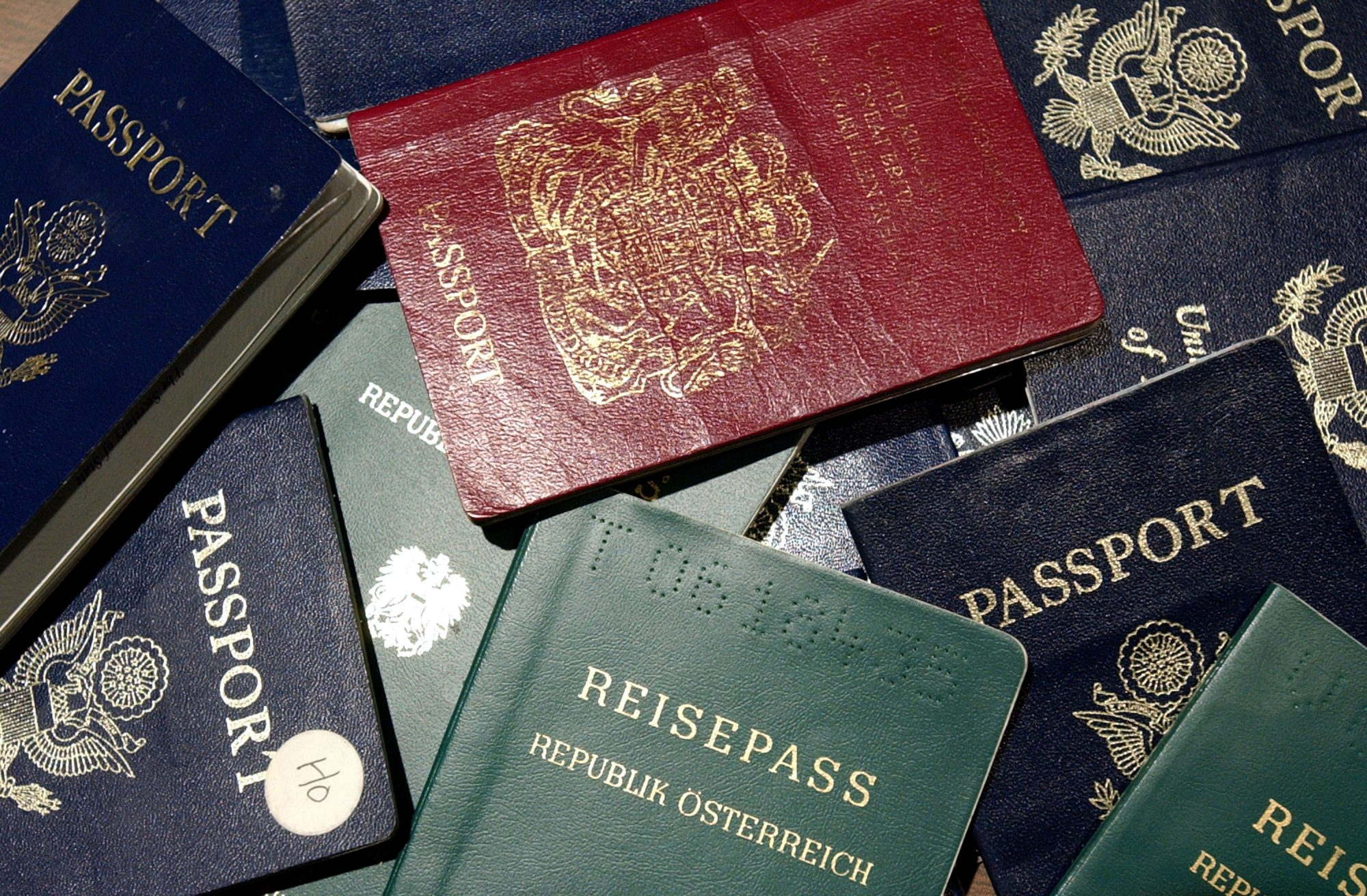 Passport Color and Meaning