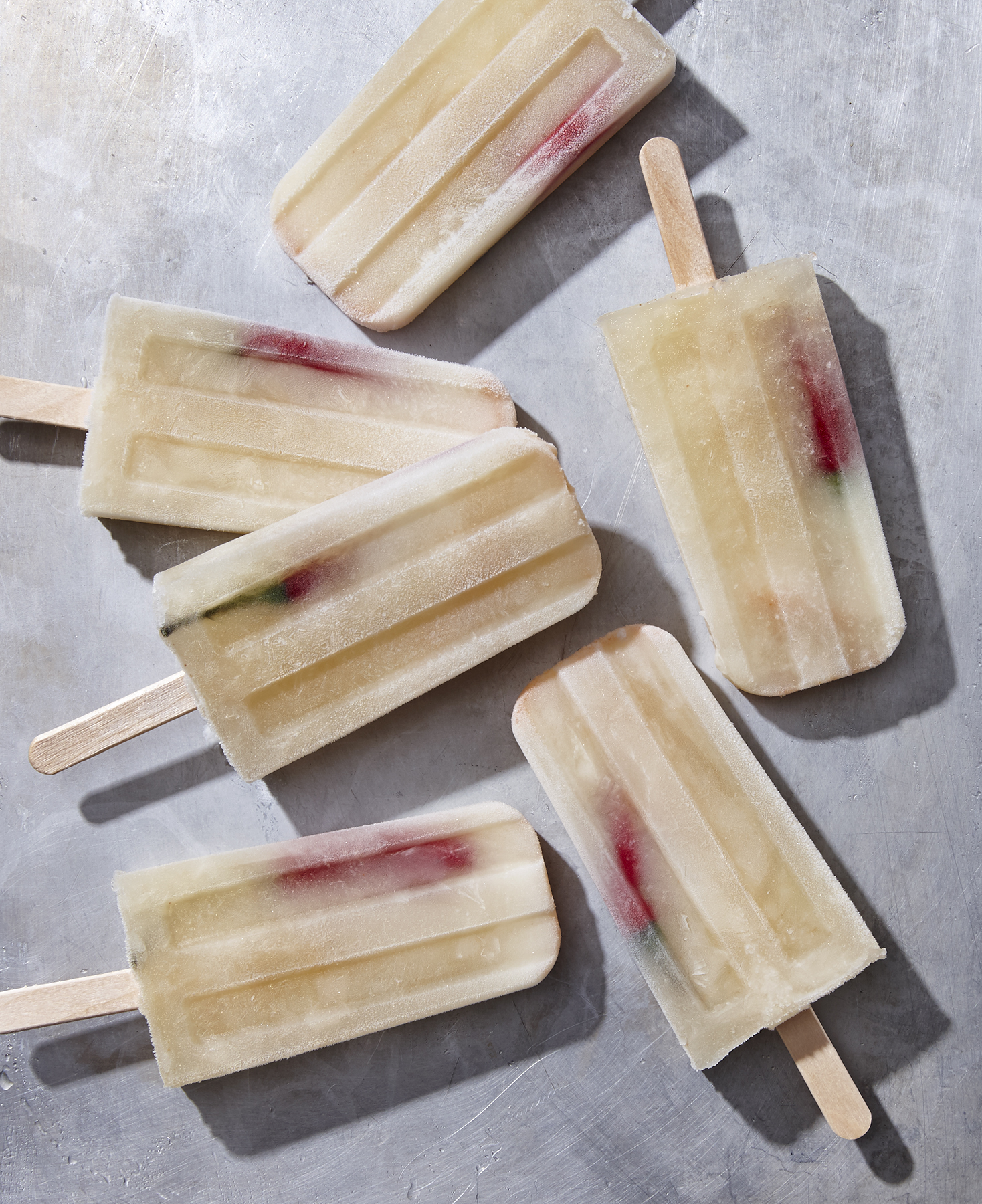 Spicy Maple Lemonade Pops