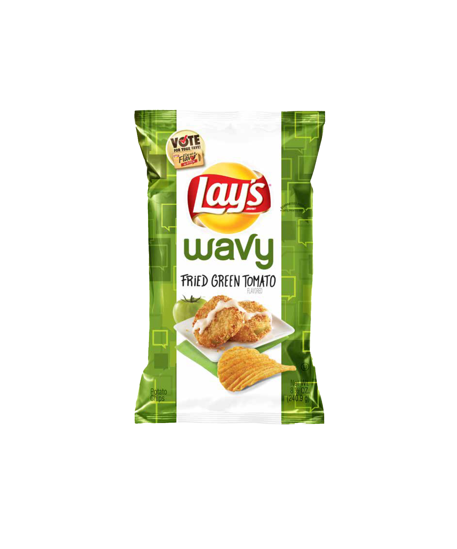 Lay's Fried Green Tomato