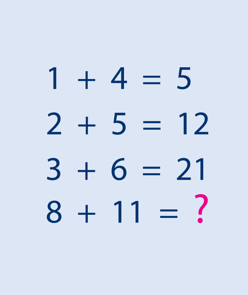 Can You Guess the Two Answers to This Viral IQ Test?